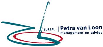 bureau Petra van Loon - logo door Henny van Ham