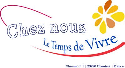 logo Chez Nous - door Henny van Ham